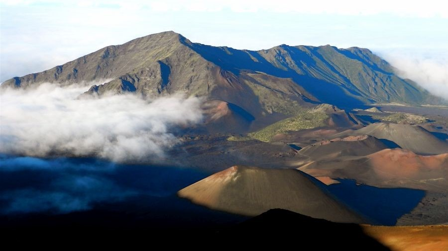 Mount Haleakala Maui krachtplaats