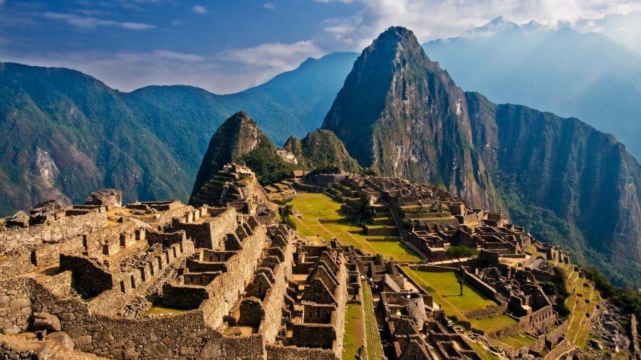 Machu Picchu krachtplaats