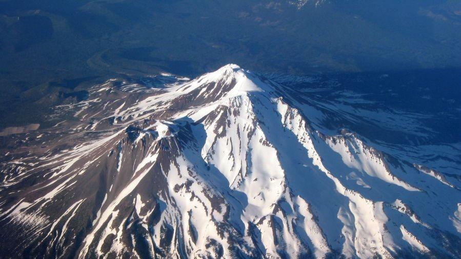 Krachtplaats Mount Shasta