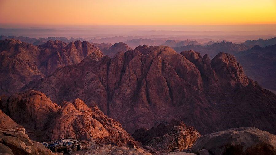 Krachtplaats Mount Sinai
