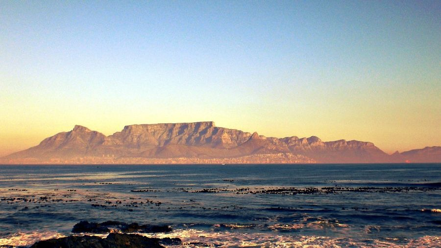 Table mountain krachtplaats