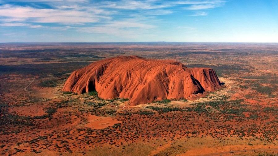 Uluru and Kata Tjuta krachtplaats